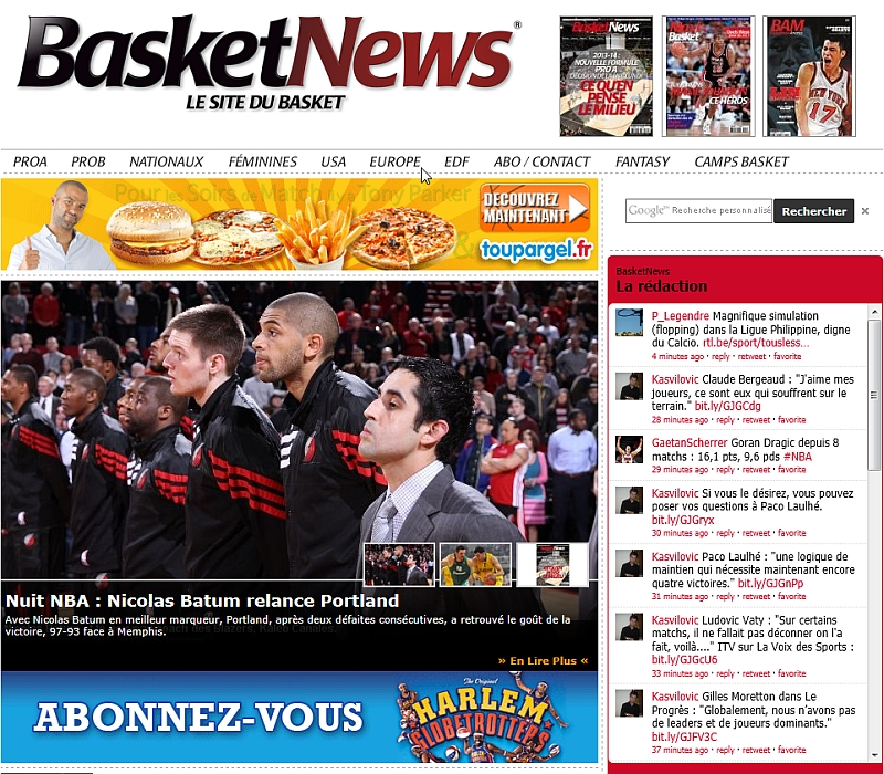 BasketNews